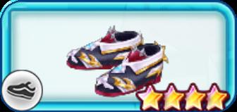 魔王の黒靴