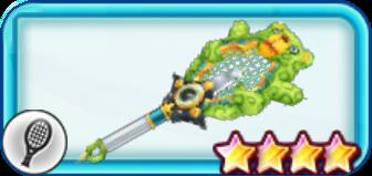 神樹の霊槍